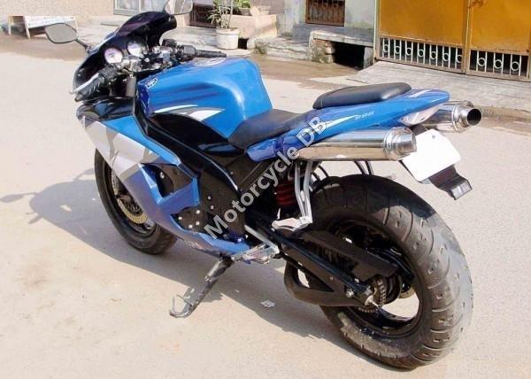 Yamaha Gladiator Type J.A. 2007 8253
