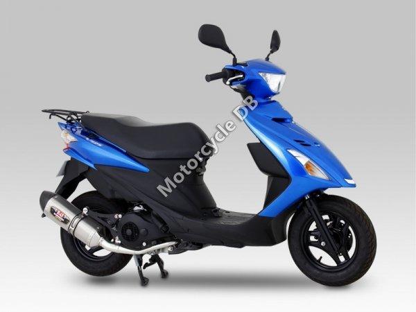 Suzuki Address V125S 2014 23631