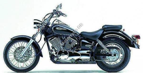 Yamaha XVS 250 Drag Star 2001 4031