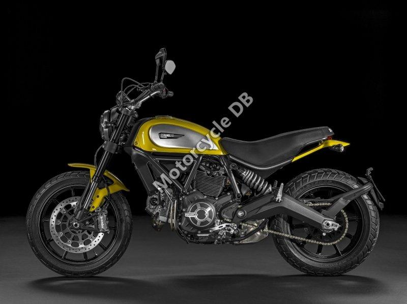 Ducati Scrambler Icon 2017 31217