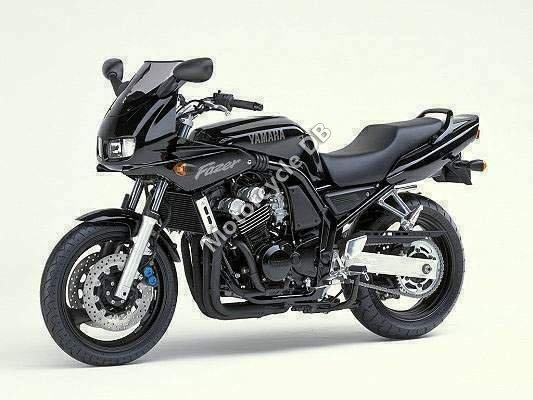 Yamaha FZS 600 S 2000 6602