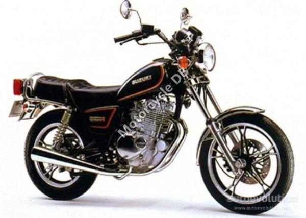 Suzuki GN 250 1995 16514