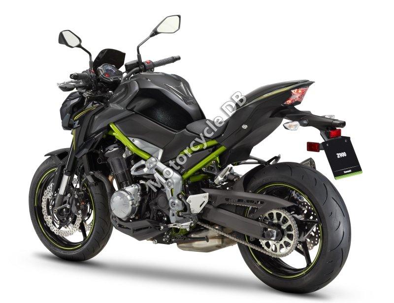 Kawasaki Z900 2017 28902