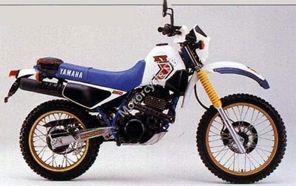 Yamaha XT 250 1985 4019