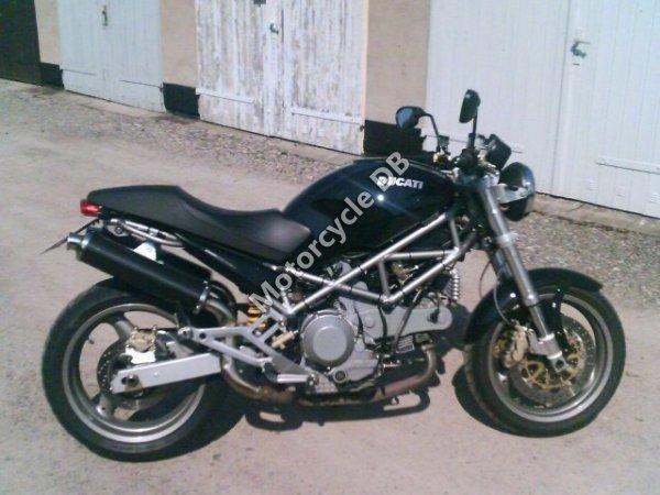 Ducati Monster 1000 i.e. 2004 8740