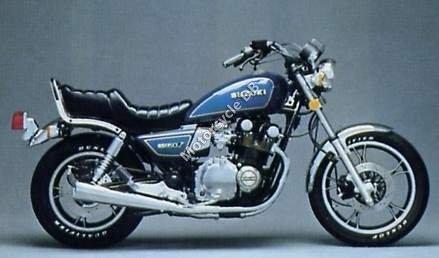 Suzuki GS 850 L 1981 6798