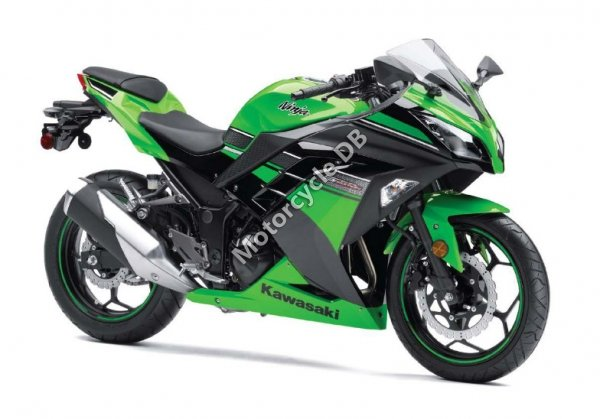 Kawasaki Ninja 300 ABS 2013 22874