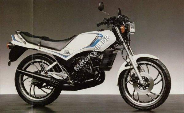 Yamaha RD 125 LC 1982 1554