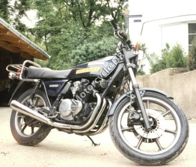 Kawasaki Z 400 J 1980 14391