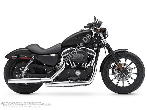 Harley-Davidson XLH Sportster 883 Standard 1990 7508