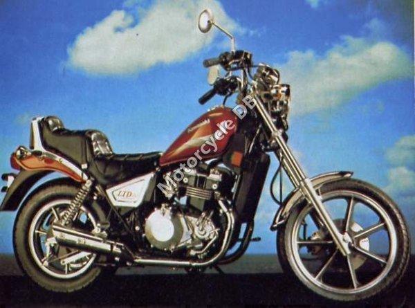 Kawasaki Z 450 LTD 1989 8347