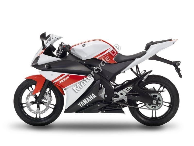 Yamaha YZF-R125 2008 25541
