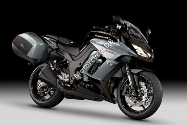 Kawasaki Z1000 SX Tourer 2012 22213