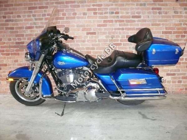 Harley-Davidson FLHTC Electra Glide Classic 2008 10657