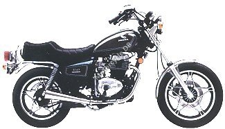 Honda CM 450 A Hondamatic 1982 8346