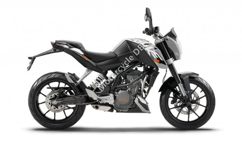 KTM 125 Duke 2014 28817