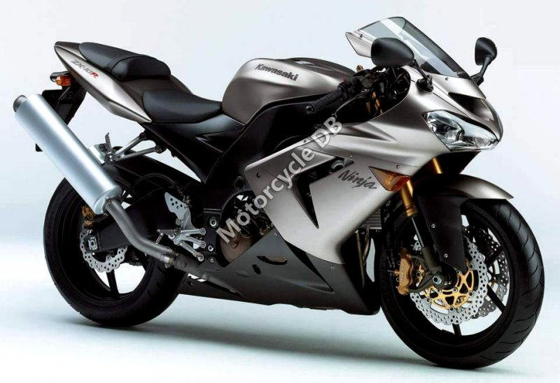 Kawasaki Ninja ZX-10 R 2005 29044