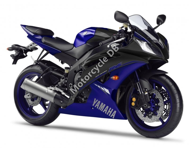 Yamaha YZF-R6 2014 25629