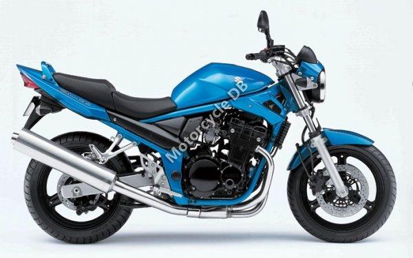 Suzuki Bandit 650 2006 6774