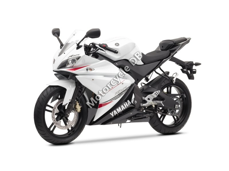 Yamaha YZF-R125 2011 25551