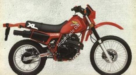 Honda XL 350 R (reduced effect) 1986 12324