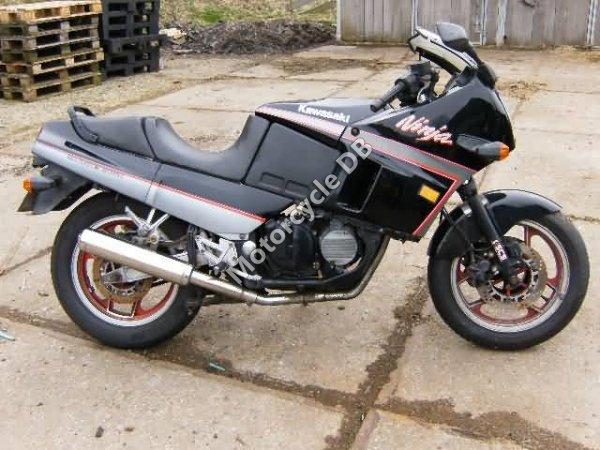 Kawasaki GPX 600 R 1993 7538