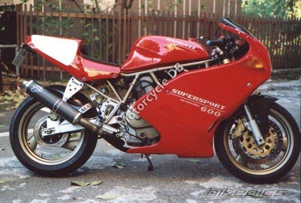 Ducati 600 SS 1998 13977