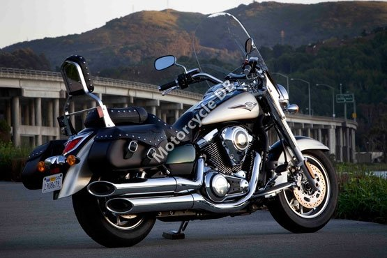 Kawasaki Vulcan 1700 Classic LT 2011 4872
