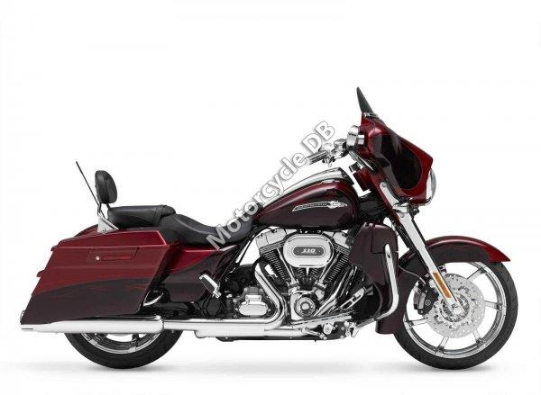 Harley-Davidson FLHXSE3 CVO Street Glide 2012 22337