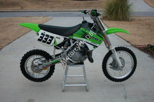Kawasaki KX 85 2005 14921