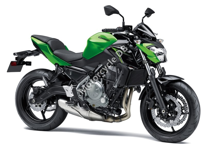 Kawasaki Z650 2017 28878