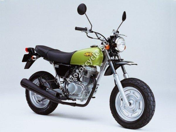 Honda Ape 100 2011 6348