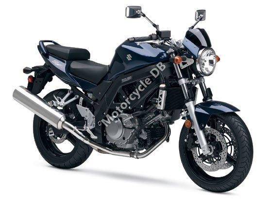 Suzuki SV650 2008 2737
