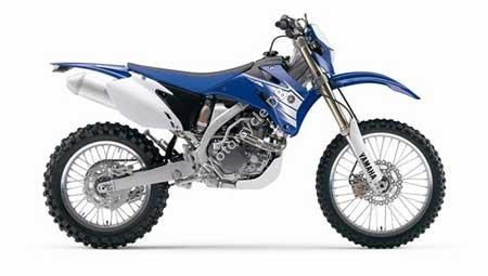 Yamaha WR 450 F 2007 2247