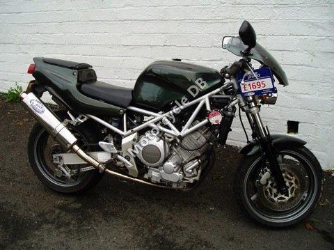 Yamaha TRX 850 1998 13593