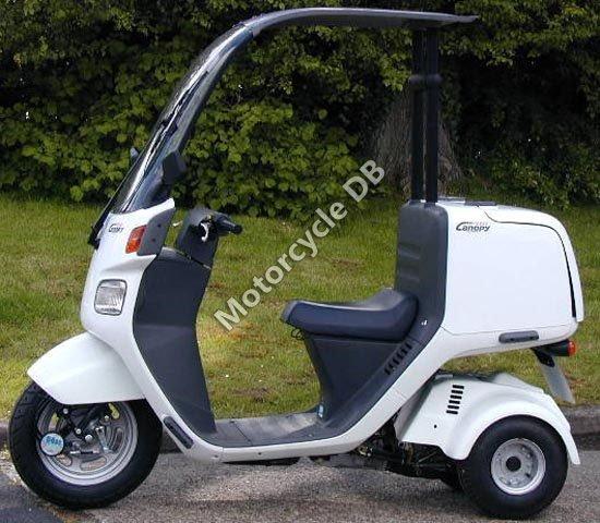 Honda Gyro Canopy 2006 9501
