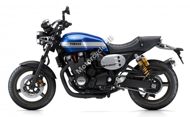 Yamaha XJR 1300 2002 26342