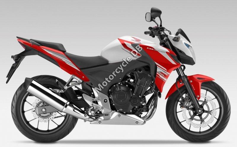Honda CB500F 2015 29531