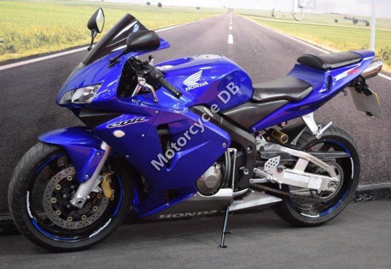 Honda CBR 600 RR 2003 29884