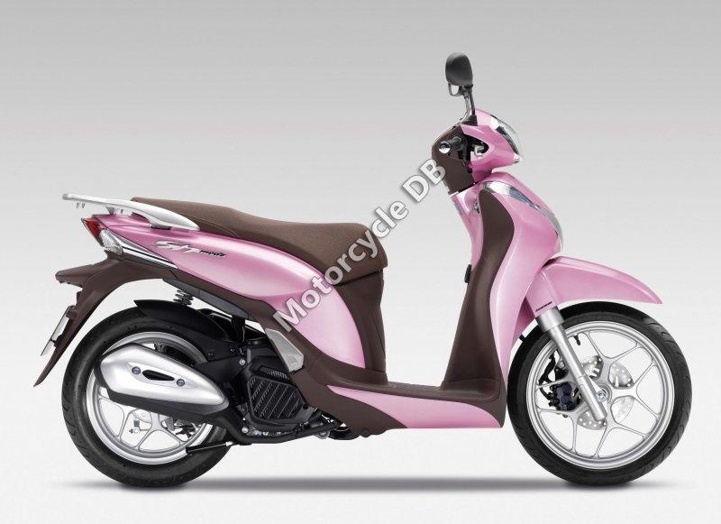Honda SH Mode 125 2014 30345