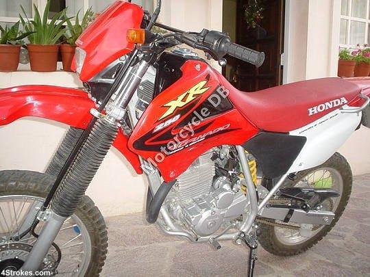 Honda XR 250 Tornado 2005 6494