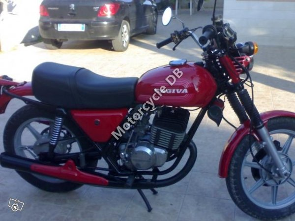 Cagiva SST 350 (with sidecar) 1982 18353