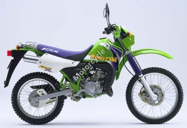 Kawasaki KMX 125 2001 19193