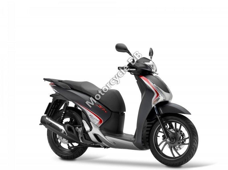 Honda SH125i 2016 30372