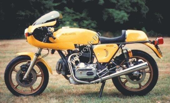 Ducati 900 SS 1980 14488