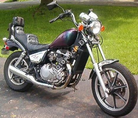 Kawasaki Z 450 LTD 1988 13939