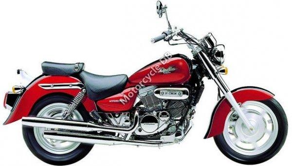 Hyosung GV 250 Aquila 2001 17504