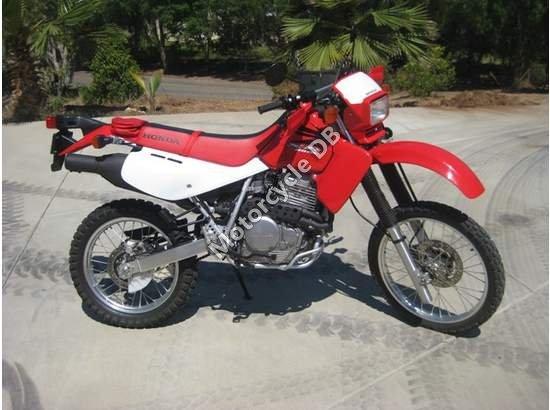 Honda XL650V Transalp 2007 10010