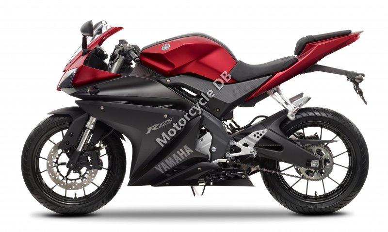 Yamaha YZF-R125 2016 25580