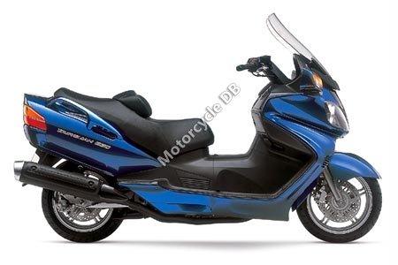 Suzuki AN 650 Burgman 2003 18359